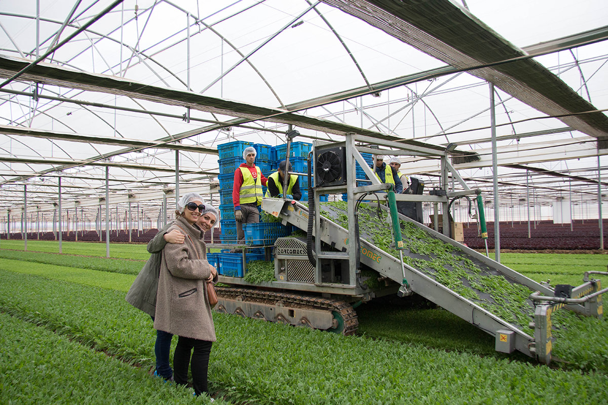 Blogtrip con Florette