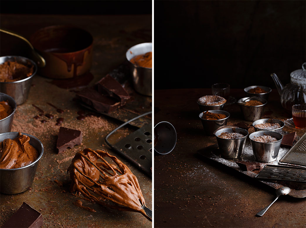 Coulant de chocolate, Raquel Carmona